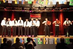 Insulaner unner sück 2016 - Döntje Singers Norderney