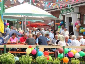 Sommerfest Bierstube um Süd im Juli 2016