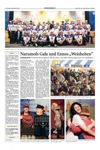 Ostfriesischer Kurier 24. Januar 2011 - Foerderkreisfest 2011-001